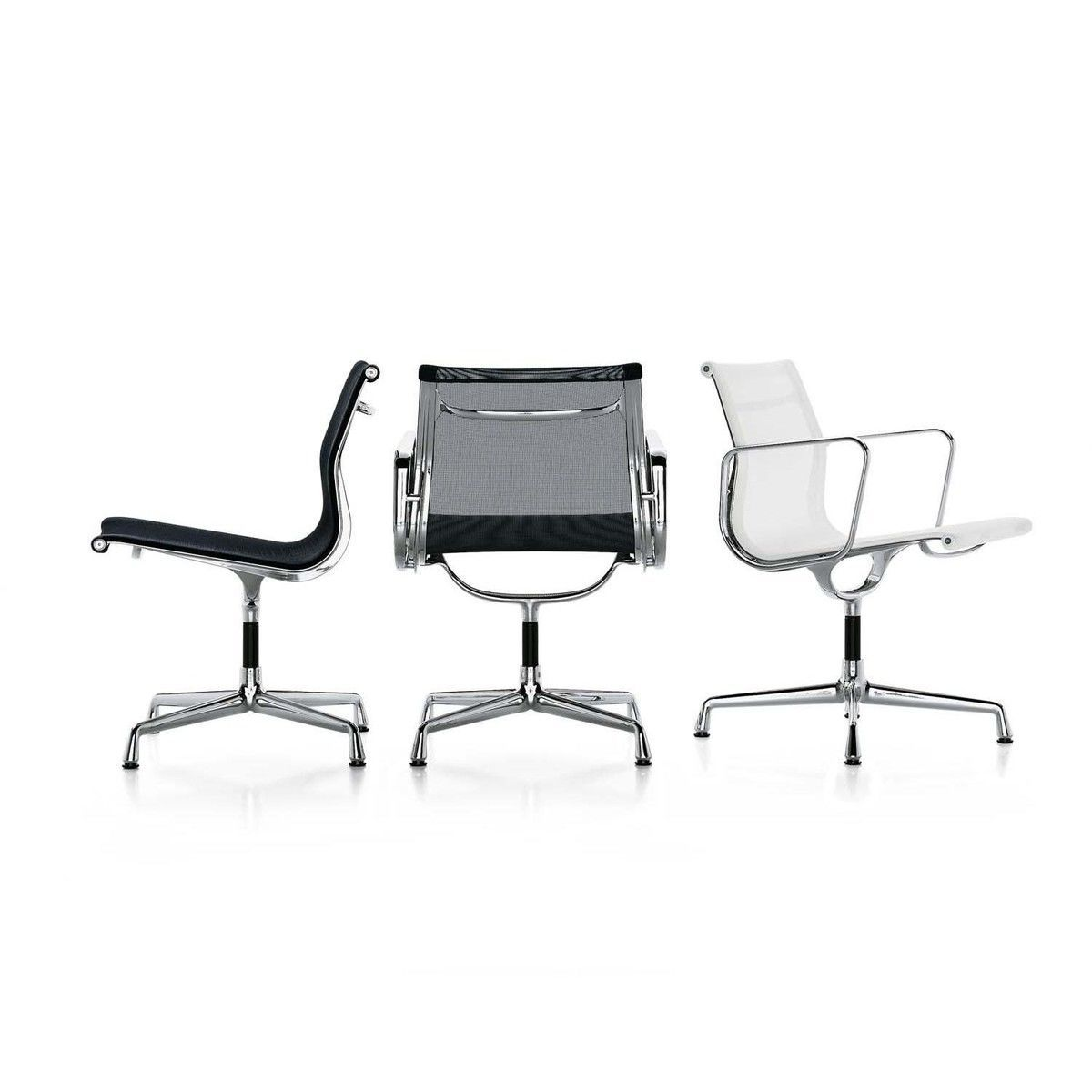 vitra ea 108 aluminium chair b rostuhl vitra drehst hle sitzm bel m bel. Black Bedroom Furniture Sets. Home Design Ideas