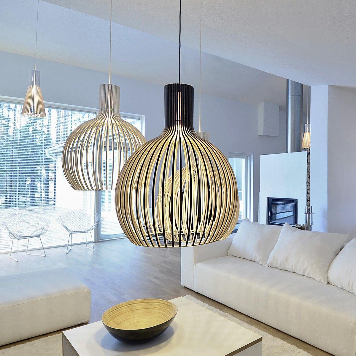 octo 4240 pendellamp secto design. Black Bedroom Furniture Sets. Home Design Ideas