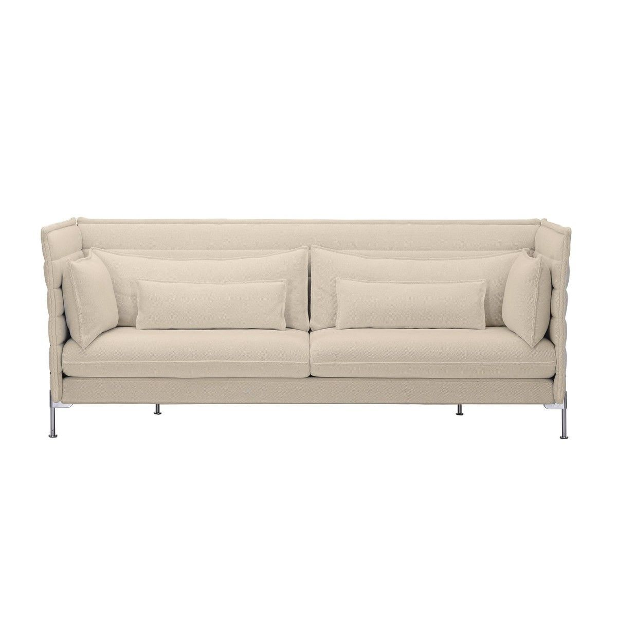Alcove bouroullec canap 3 places vitra for Soldes vitra