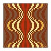 designercarpets - Onion 1 Teppich - multicolor/Schurwolle/Größe 3/300x300cm