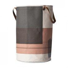 ferm LIVING - Colour Block Laundry Bag