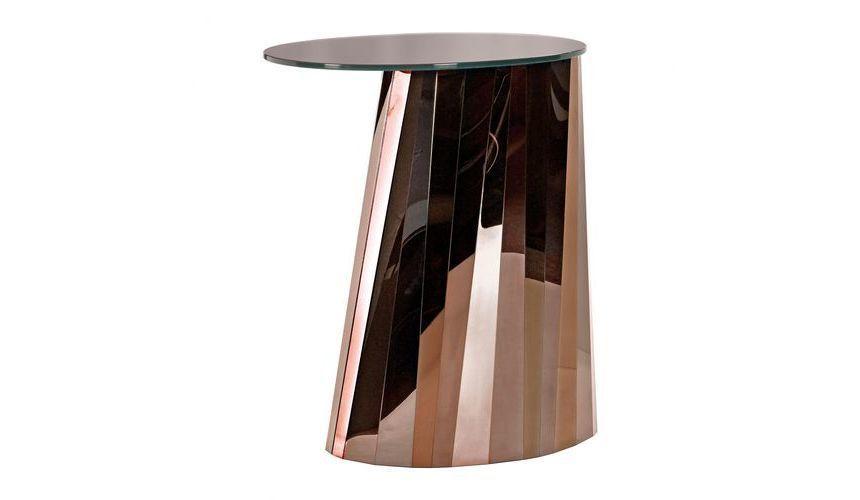 Pli table d 39 appoint haute classicon - Table d appoint haute ...