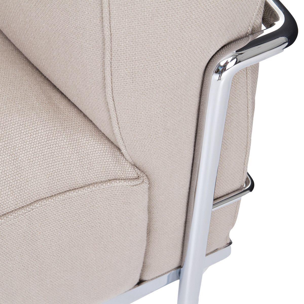 le corbusier lc3 sessel cassina cassina sofa klassiker klassiker. Black Bedroom Furniture Sets. Home Design Ideas
