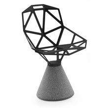 Magis - Chair One Swivel Chair With Cement Base
