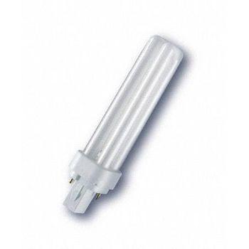 QualityLight - FLUO G24d-3 Kompakt 26W - opal/Glas/Energieeffizienzklasse b/Gewichteter Energieverbrauch 26 kW/1000 h