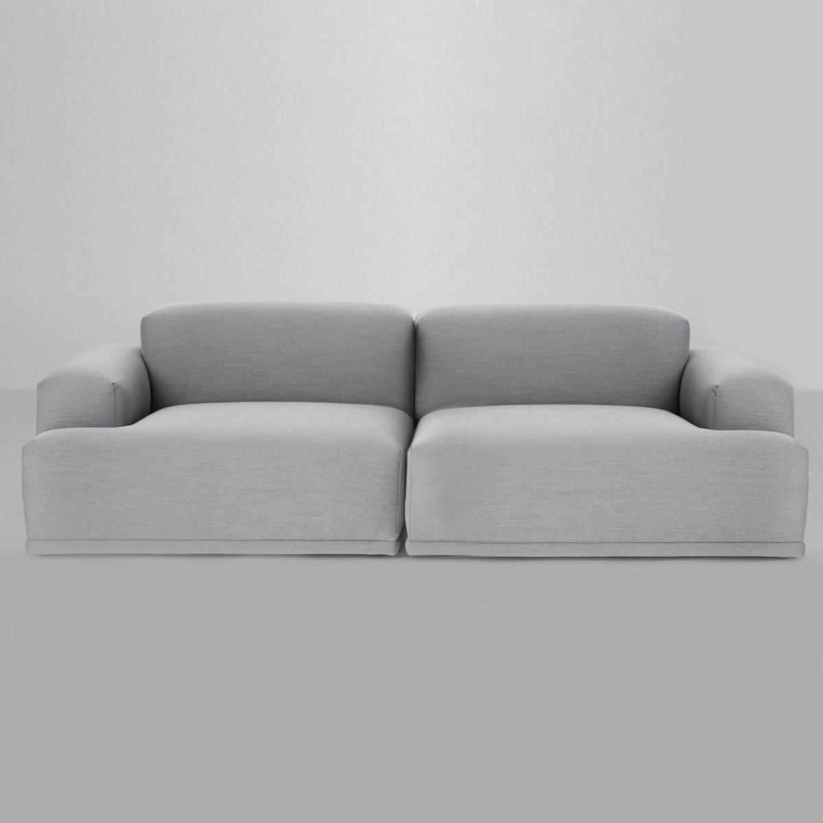 Connect lounge 2 sitzer sofa muuto sofas sitzm bel for Lounge mobel 2 sitzer
