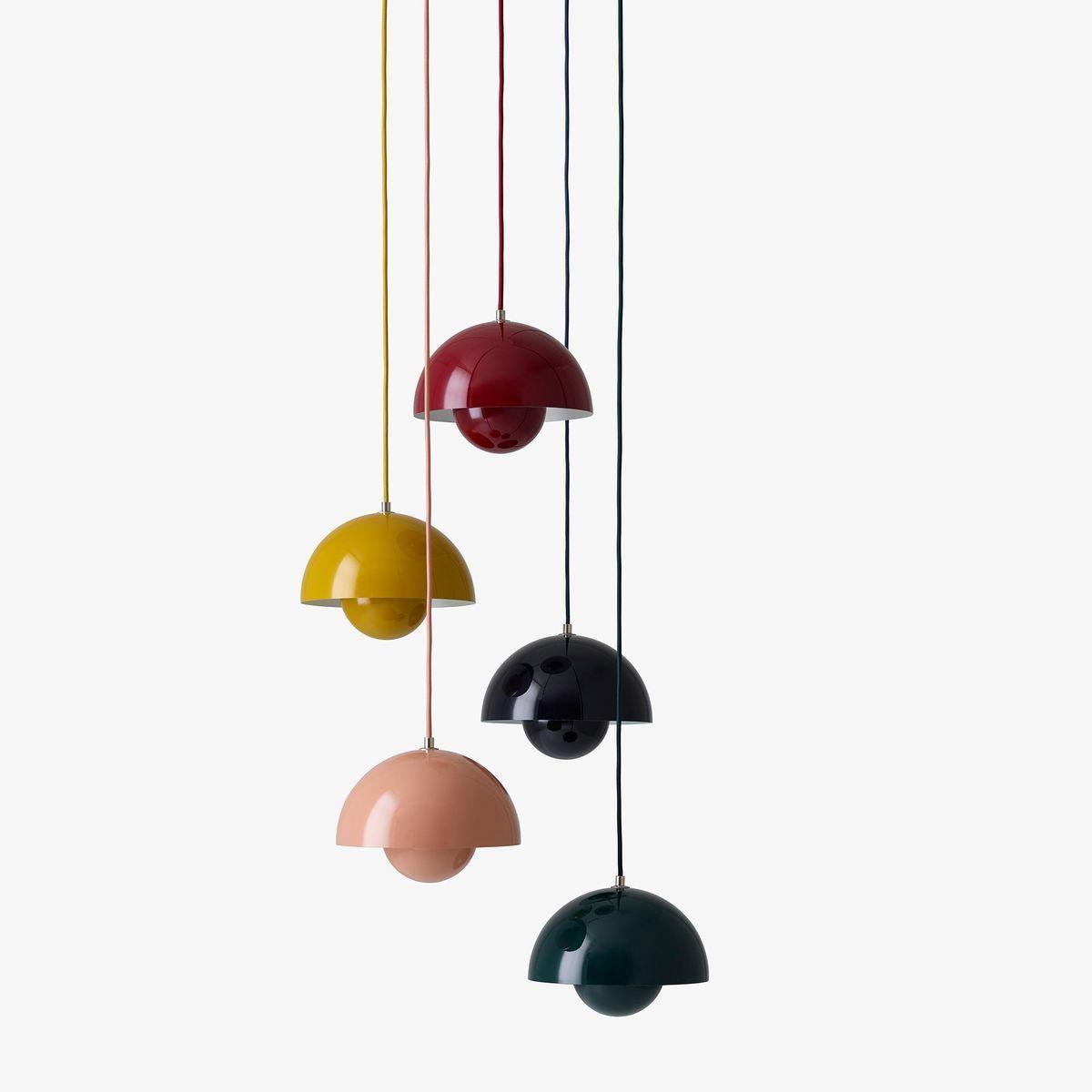 flower pot vp1 suspension lamp andtradition. Black Bedroom Furniture Sets. Home Design Ideas