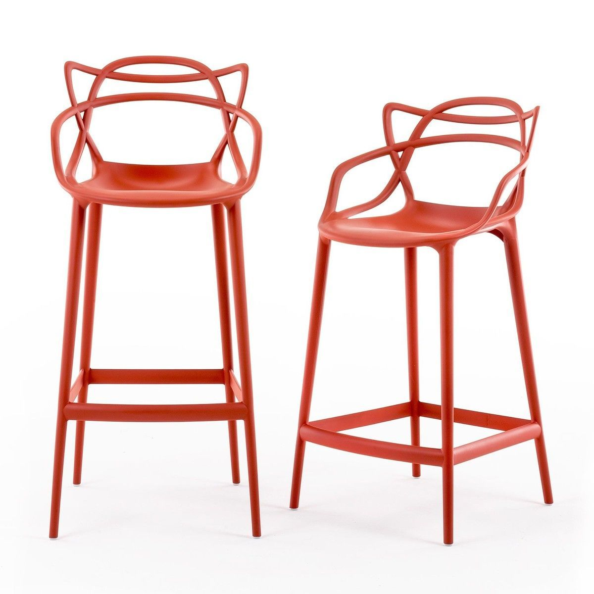 Masters Bar Stool 109cm Kartell Ambientedirect Com
