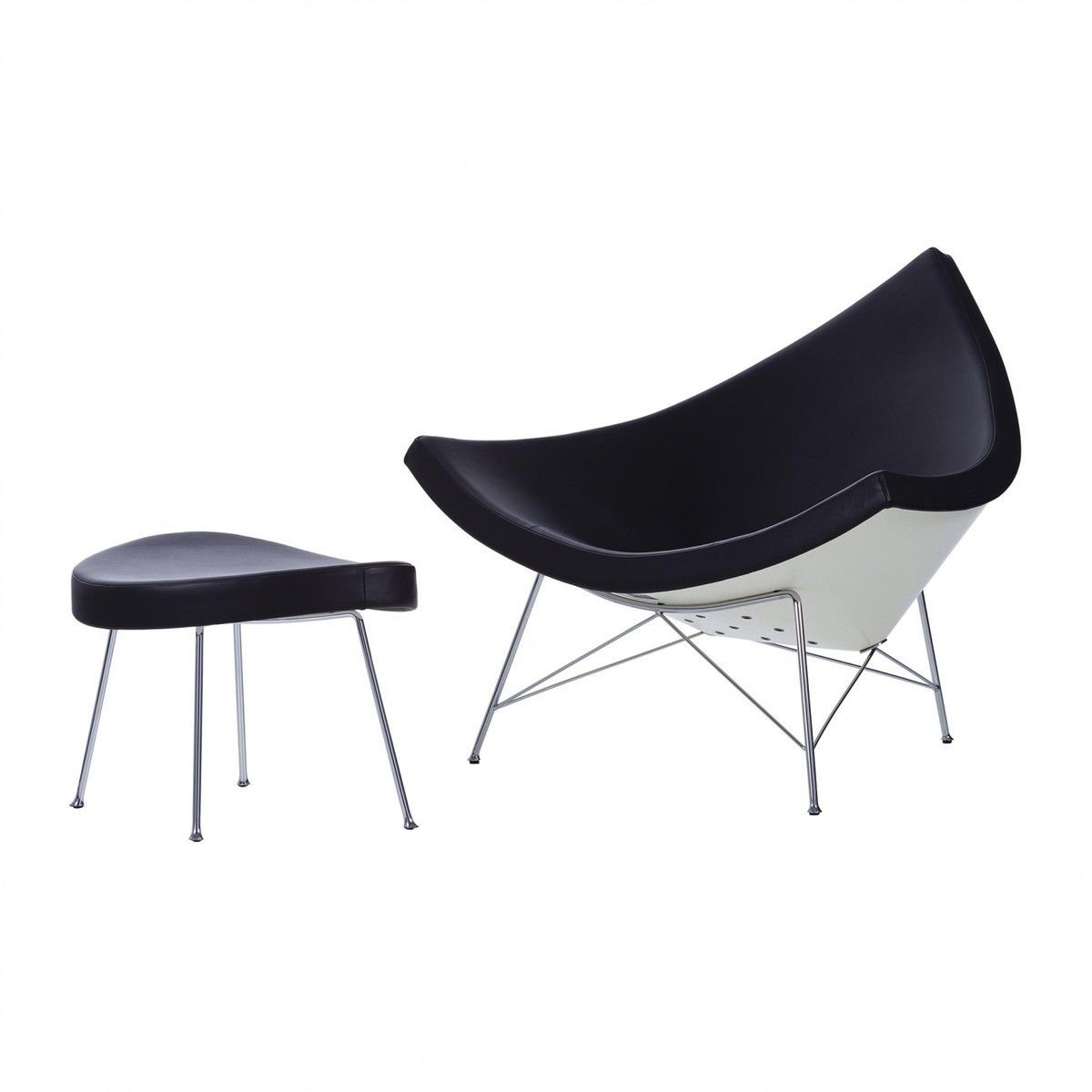 Coconut chair nelson sessel vitra for Stylische sessel