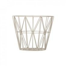 ferm LIVING - Wire Basket Small