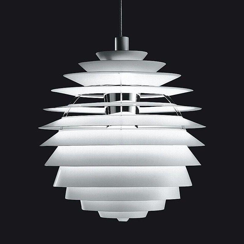 ph louvre suspension lamp louis poulsen. Black Bedroom Furniture Sets. Home Design Ideas