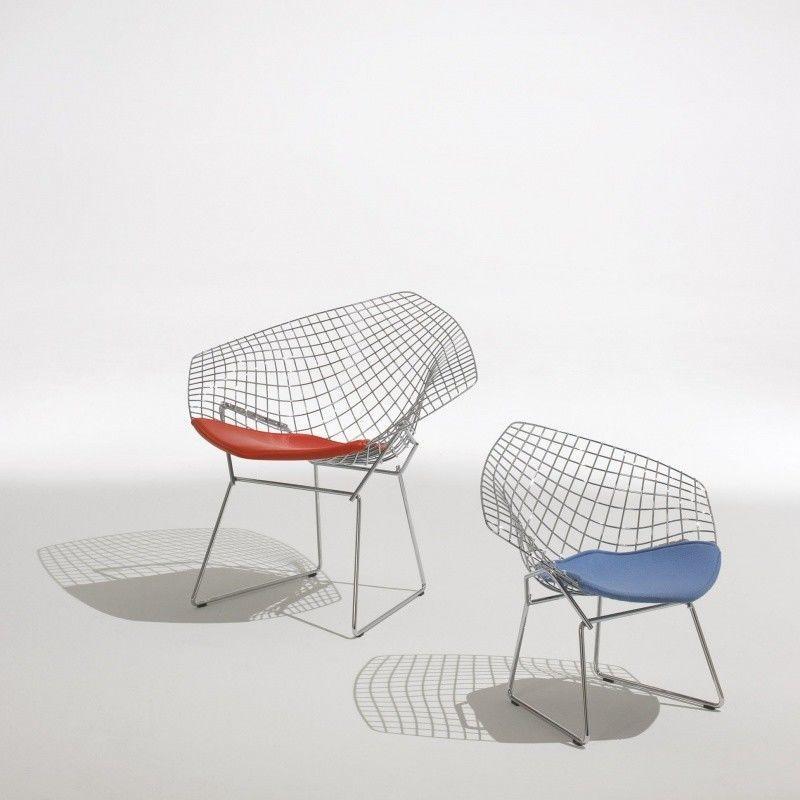 bertoia diamond easy chair knoll international. Black Bedroom Furniture Sets. Home Design Ideas