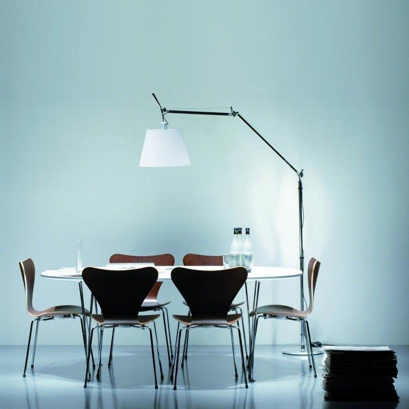 tolomeo mega terra dimmer floor lamp artemide. Black Bedroom Furniture Sets. Home Design Ideas