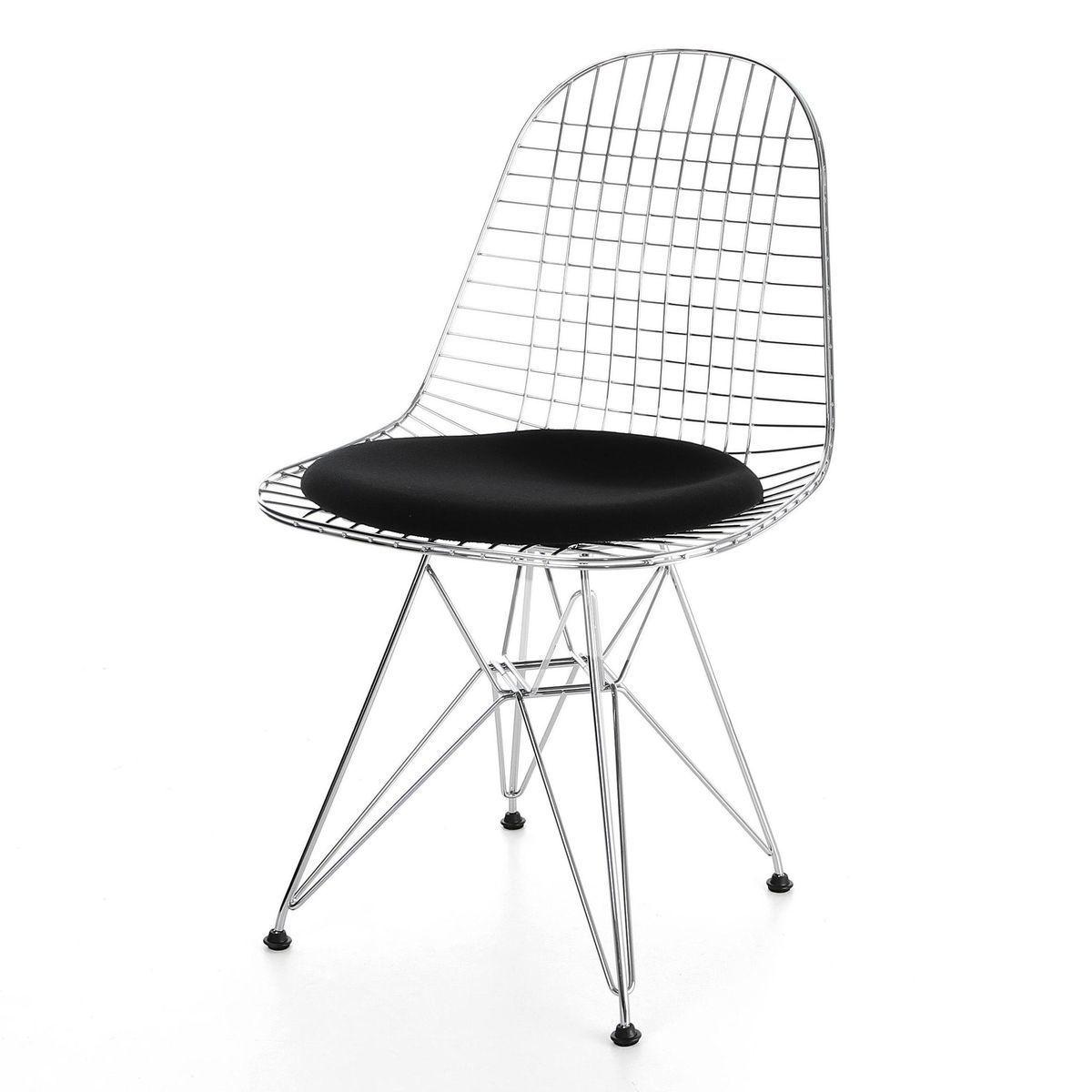 eames wire chair dkr 5 stuhl h43cm vitra. Black Bedroom Furniture Sets. Home Design Ideas