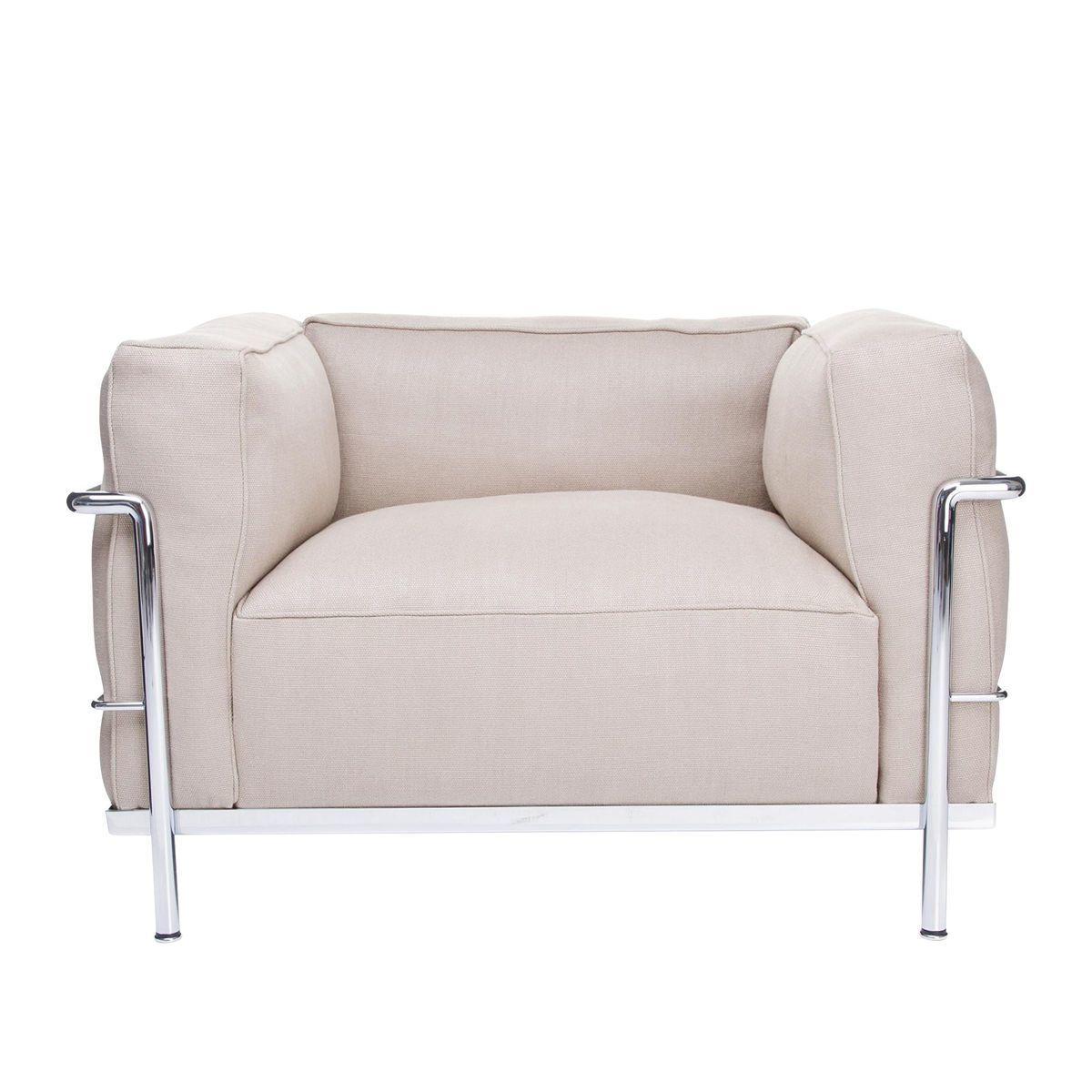 le corbusier lc3 sessel cassina cassina sofa klassiker. Black Bedroom Furniture Sets. Home Design Ideas