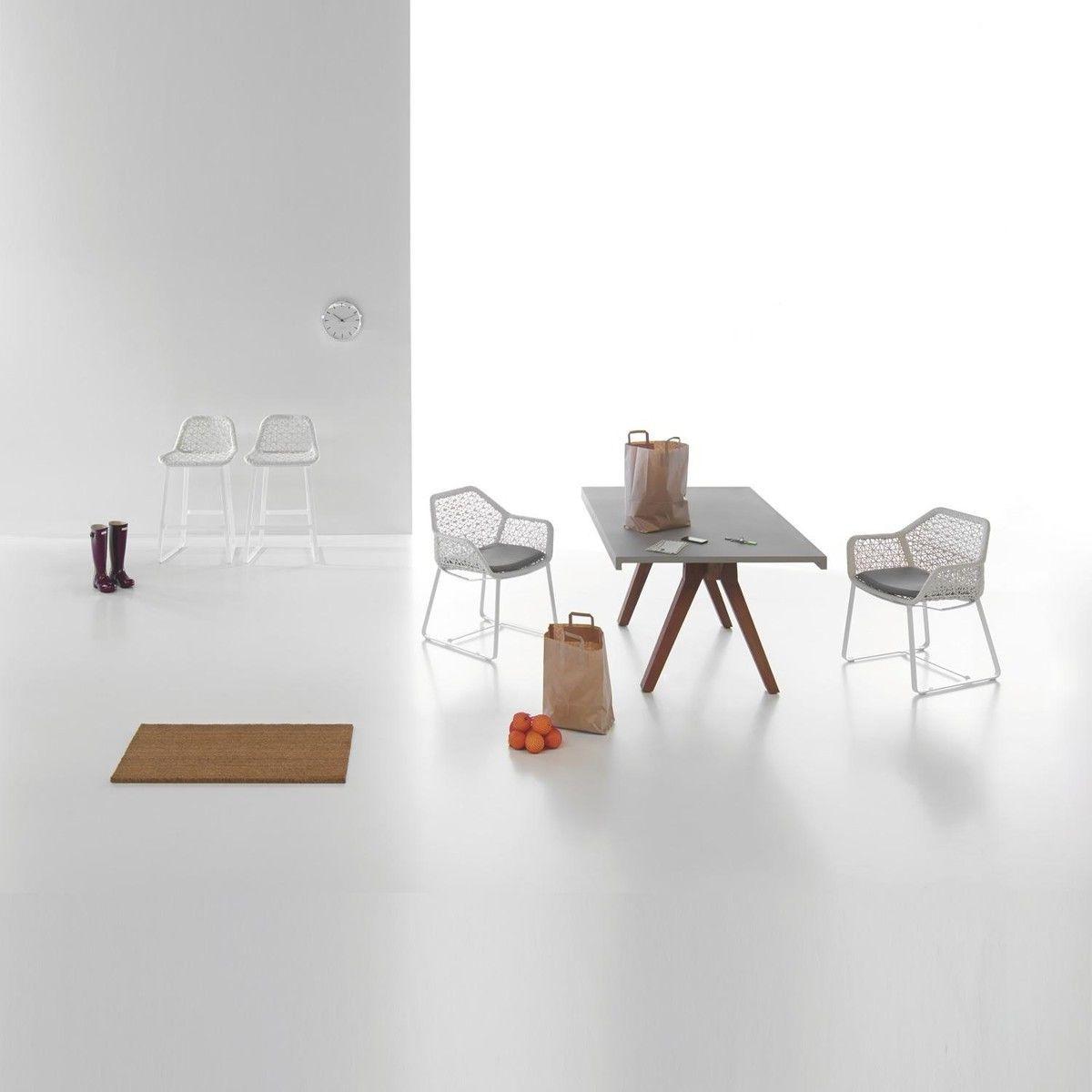 Maia Dining Armchair Garden Chair Kettal