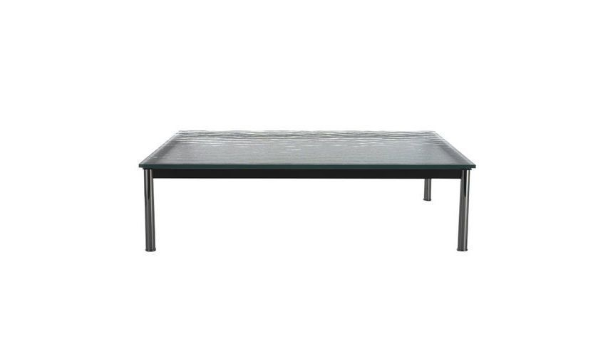 le corbusier lc10 p outdoor table basse cassina. Black Bedroom Furniture Sets. Home Design Ideas