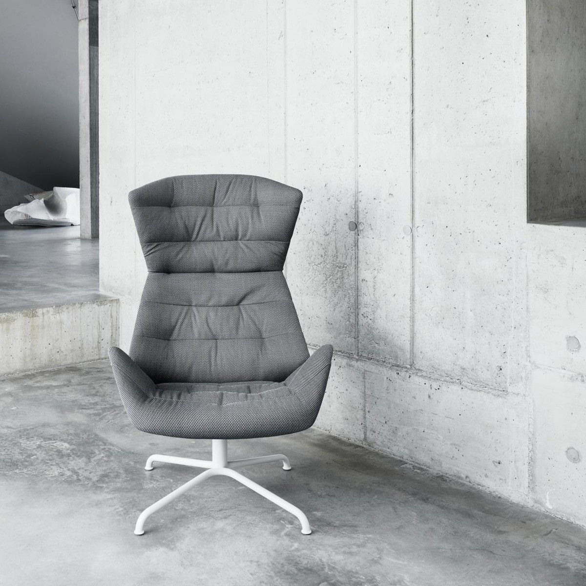 Thonet Lounge Chair 808 Thonet Ambientedirect Com