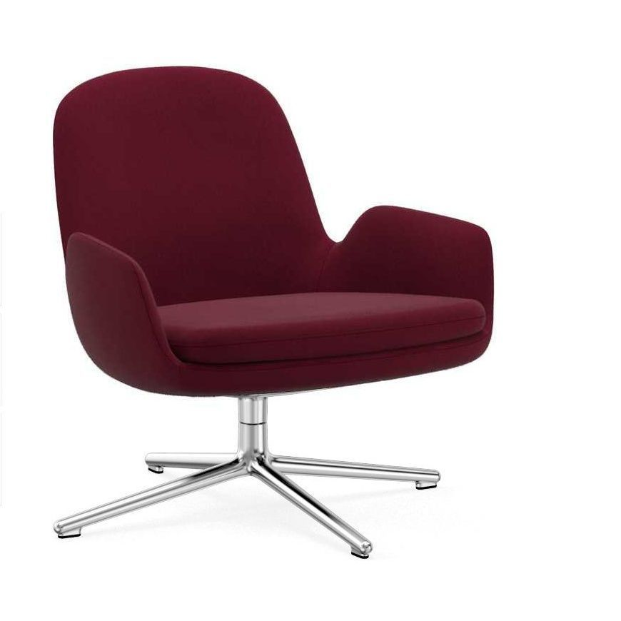 era lounge low chaise pivotante alu normann copenhagen. Black Bedroom Furniture Sets. Home Design Ideas
