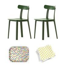 Vitra - Promotion Set All Plastic Chair