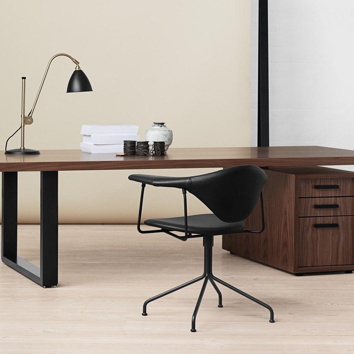gubi masculo dining chair drehstuhl gubi. Black Bedroom Furniture Sets. Home Design Ideas