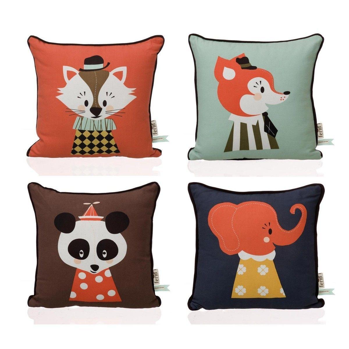 ferm living kids cushions ferm living. Black Bedroom Furniture Sets. Home Design Ideas