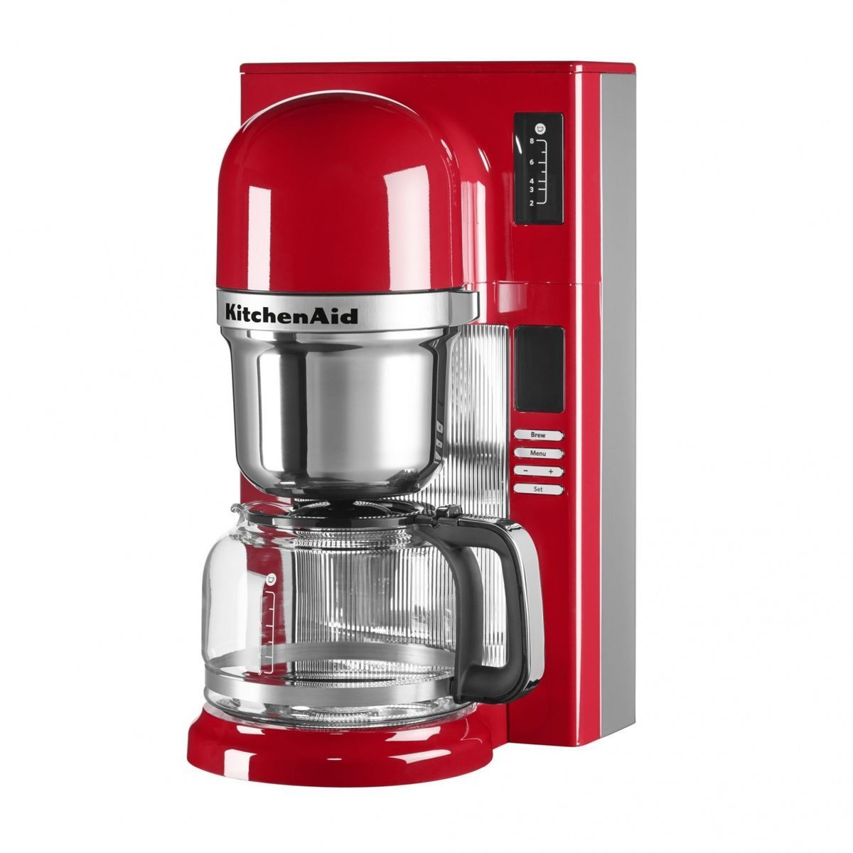 Kitchenaid Pour Over Coffee Maker Filters : KitchenAid 5KCM0802 Pour Over Coffee Brewer KitchenAid High-Tech AmbienteDirect.com