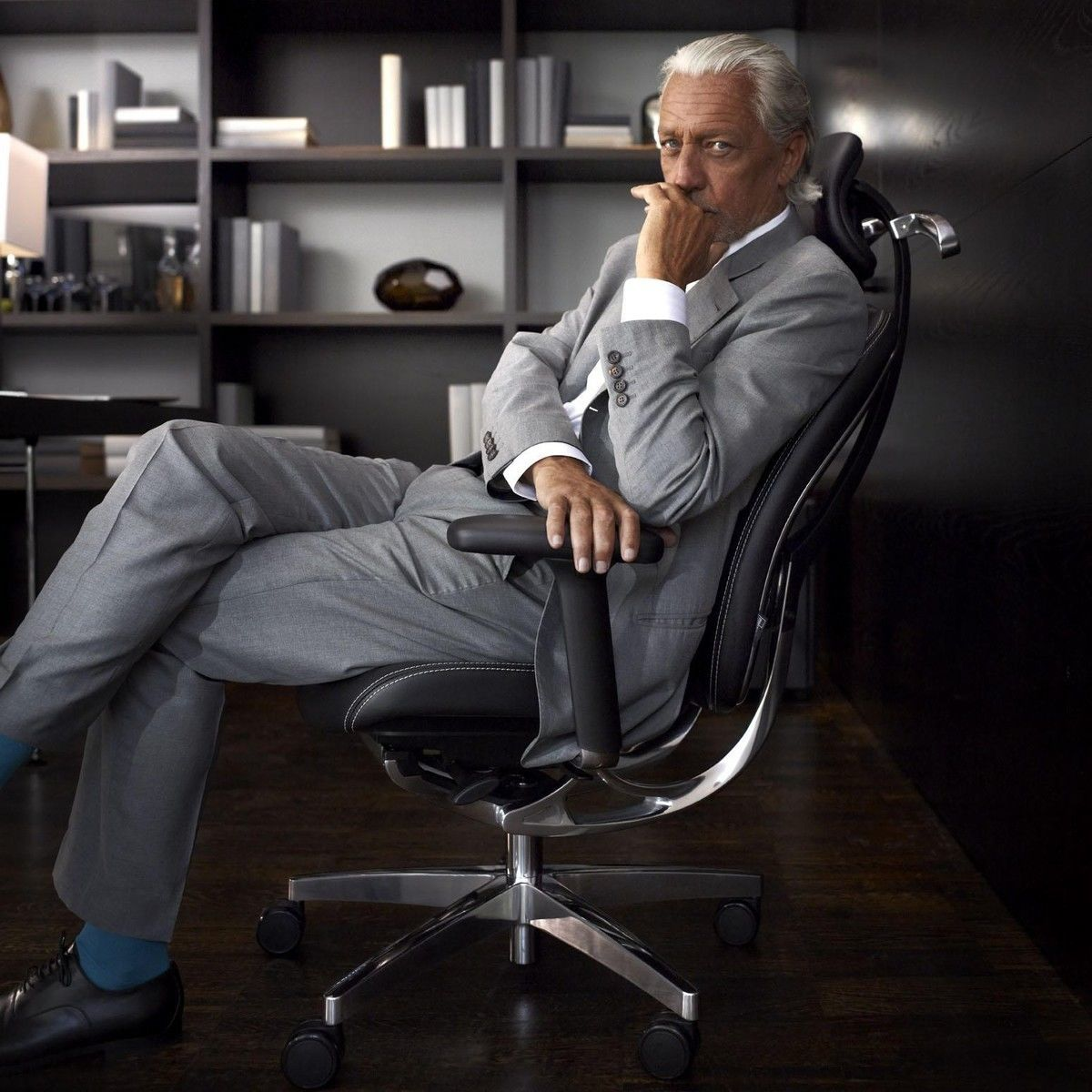 alumedic 10 b rostuhl wagner. Black Bedroom Furniture Sets. Home Design Ideas