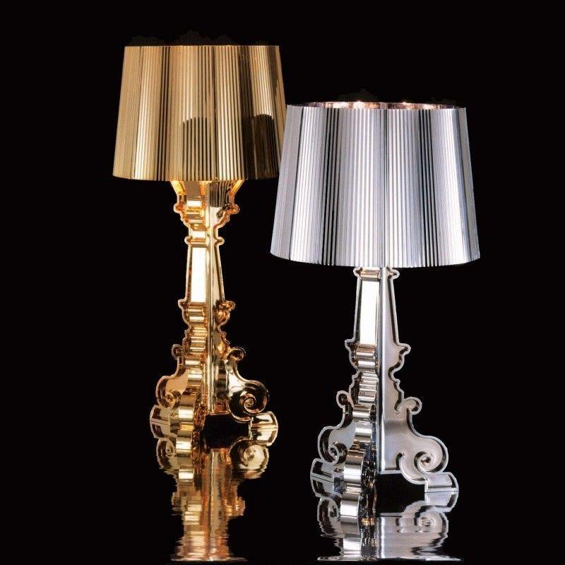 bourgie lampe de table kartell. Black Bedroom Furniture Sets. Home Design Ideas