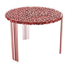 Kartell - T-table Side table (H36cm)
