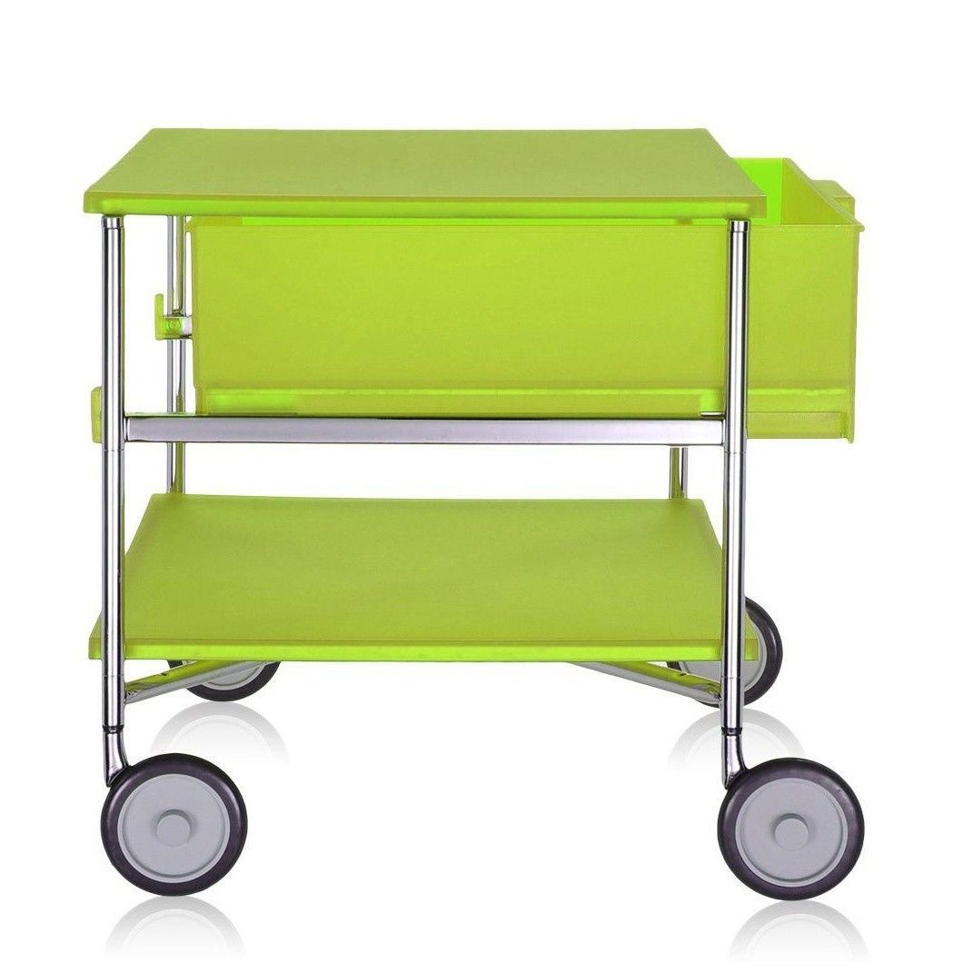 mobil 1 1 container with wheels kartell. Black Bedroom Furniture Sets. Home Design Ideas