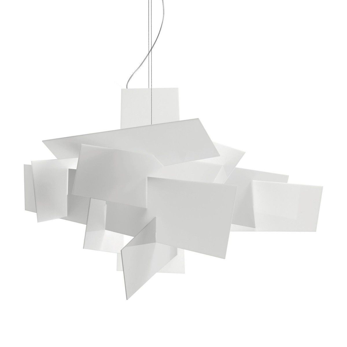 big bang suspension lamp foscarini. Black Bedroom Furniture Sets. Home Design Ideas
