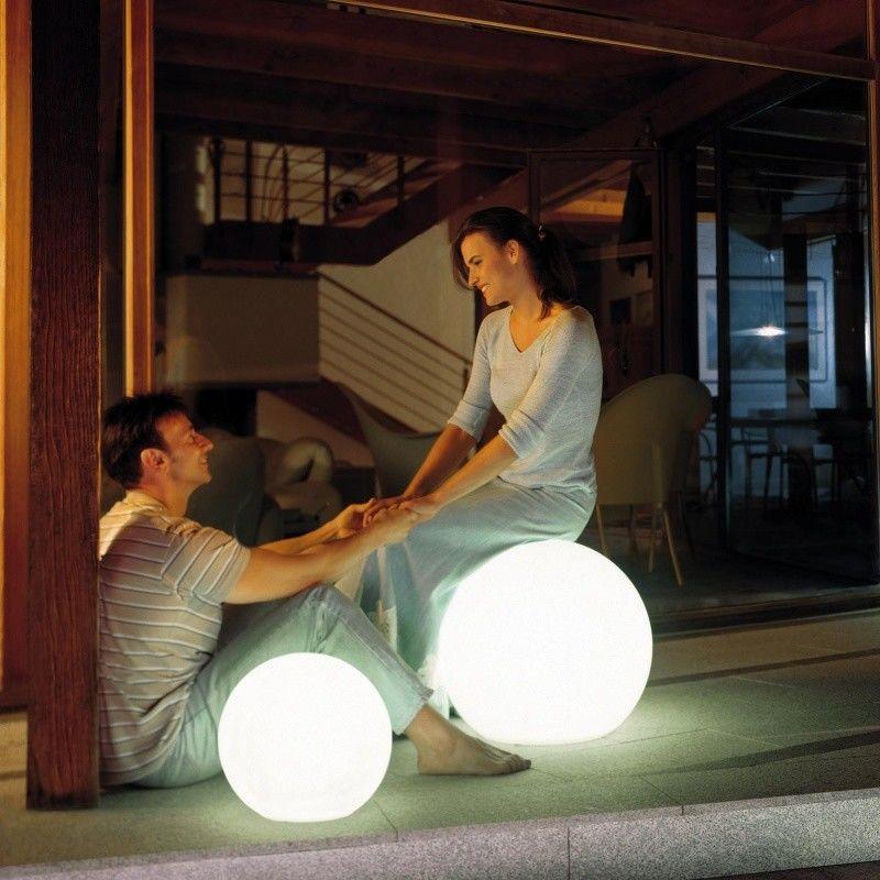 Moonlight bmfl luminaire avec batterie moonlight for Luminaire sol exterieur