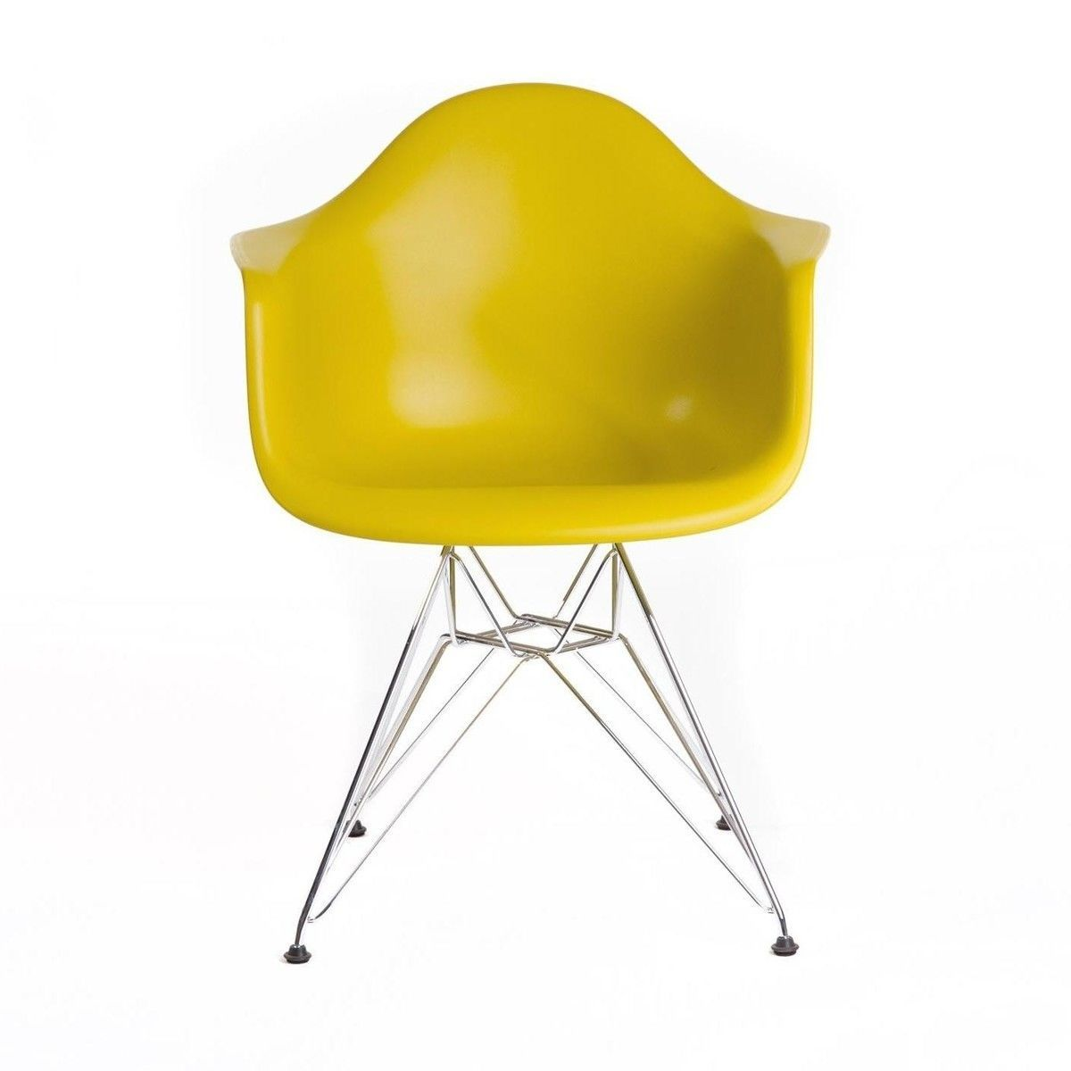 Eames plastic armchair dar chaise h43cm vitra for Chaise eames vitra soldes