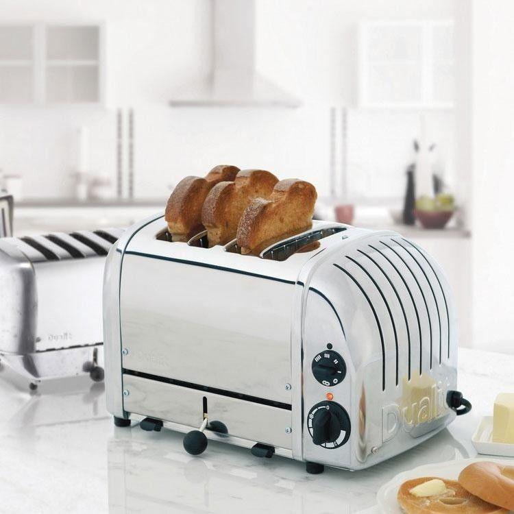 dualit classic newgen vario 4 toaster dualit. Black Bedroom Furniture Sets. Home Design Ideas