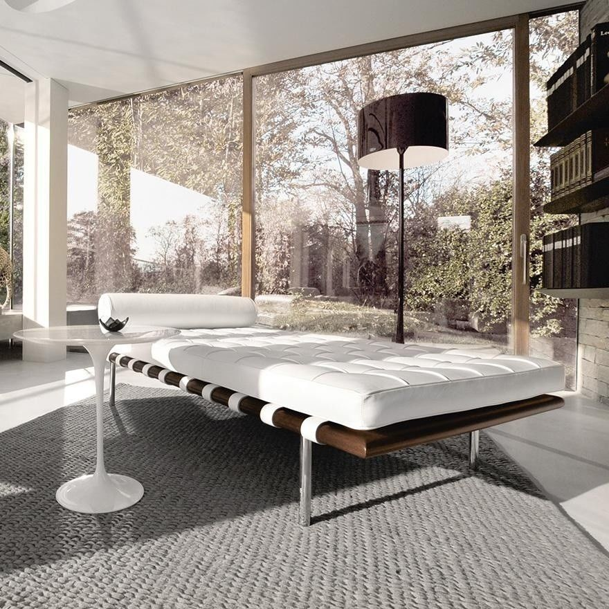 Barcelona Mies Van Der Rohe Daybed Knoll International