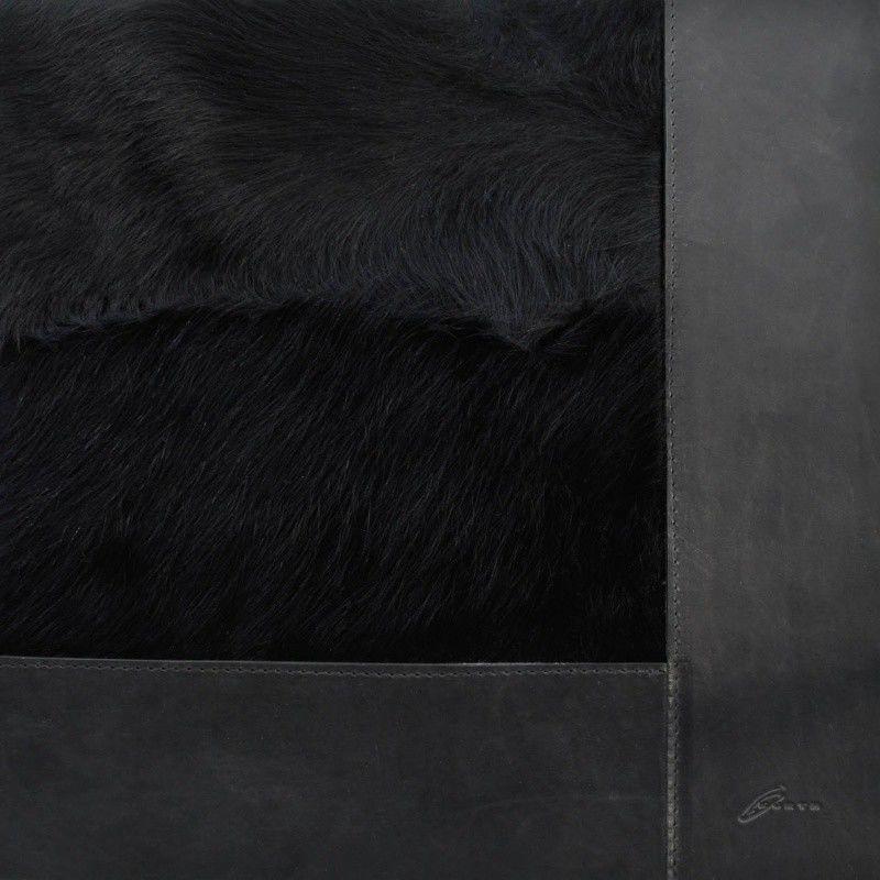 q2 fellteppich mit lederrand kurth fellteppiche teppiche textilien. Black Bedroom Furniture Sets. Home Design Ideas