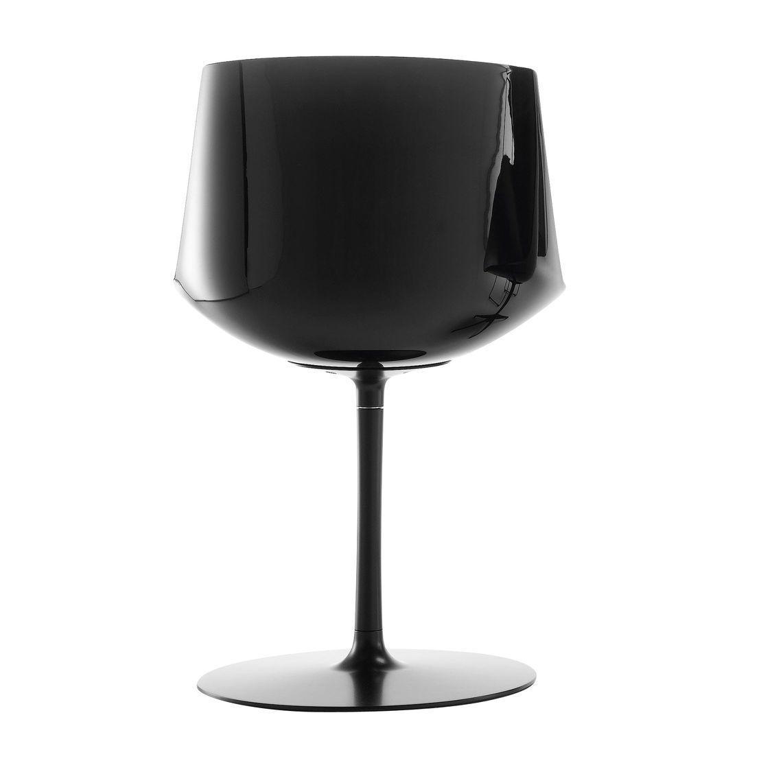 Flow Stuhl Tellerfuß