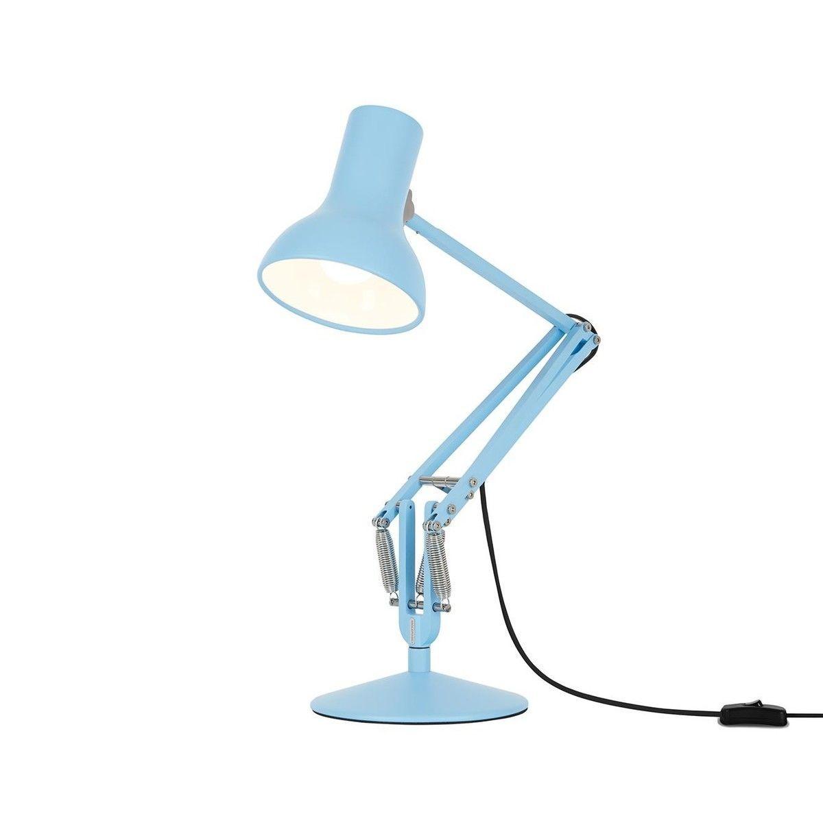type 75 mini lampe de bureau led anglepoise. Black Bedroom Furniture Sets. Home Design Ideas