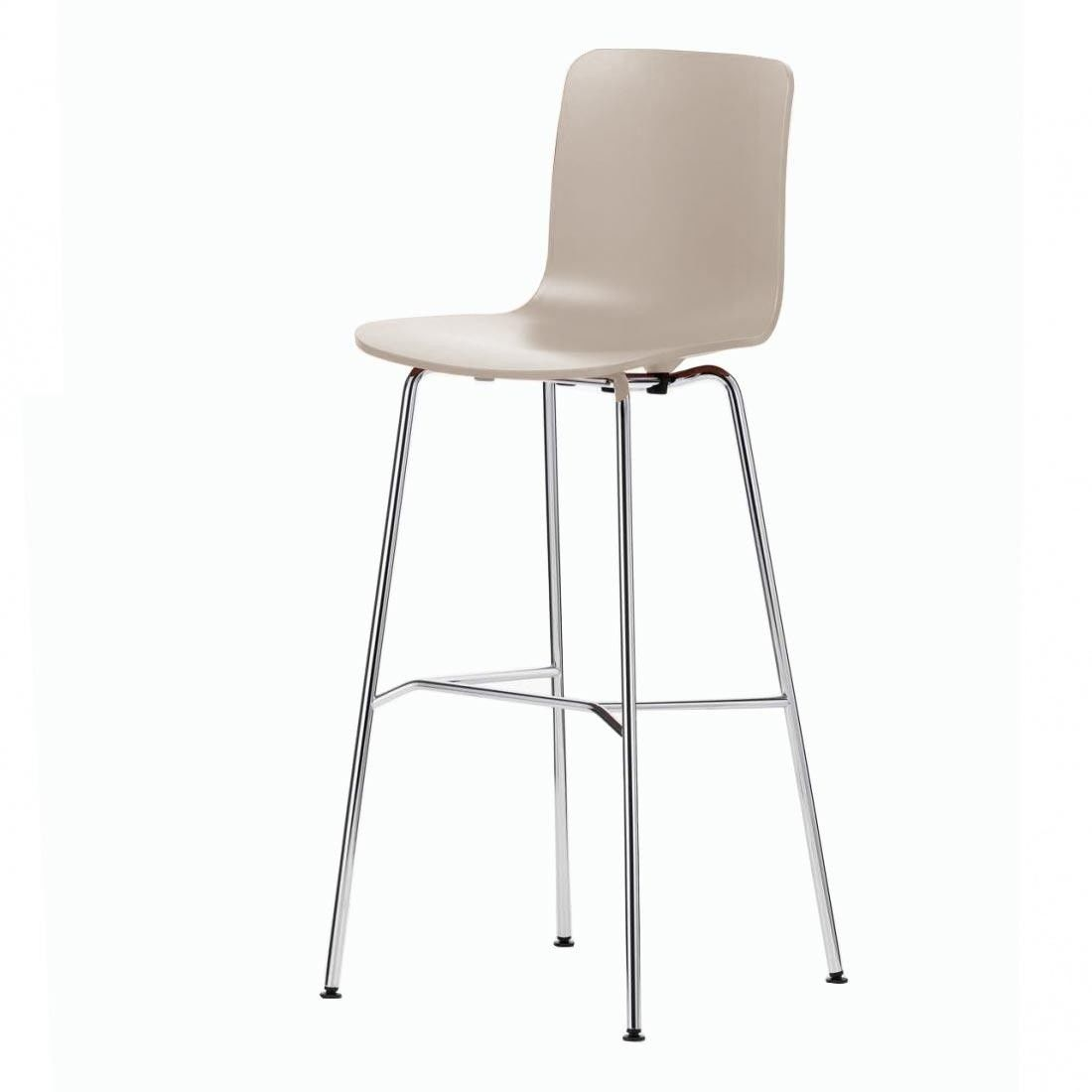 Hal stool high barhocker vitra for Barhocker 78 cm