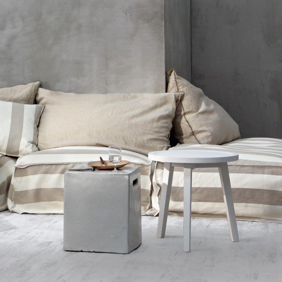 Gray 42 side table gervasoni for Gervasoni furniture