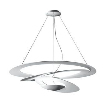 Artemide - Pirce Suspension Lamp - white/matt/2950K/330Watt/LxWxH 97x94x28cm