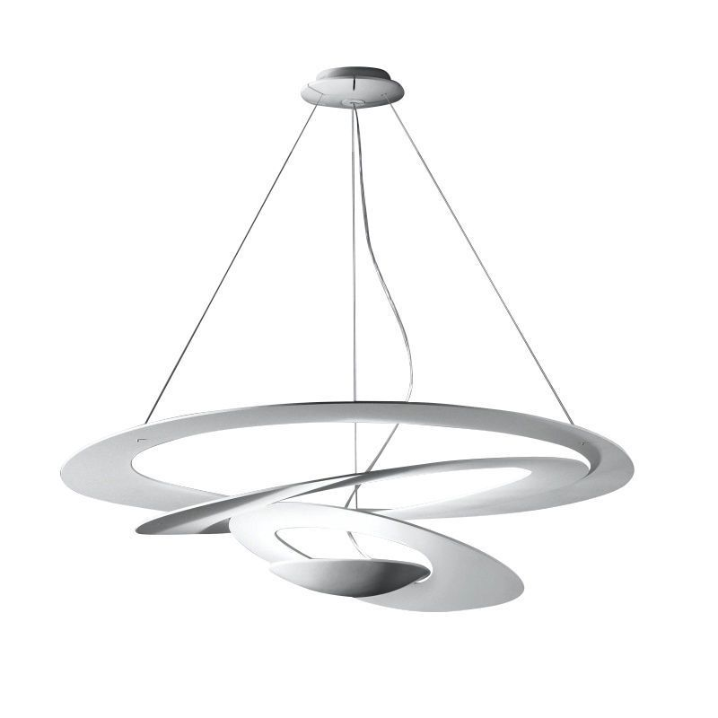 Pirce suspension lamp artemide for Suspension 4 lampes
