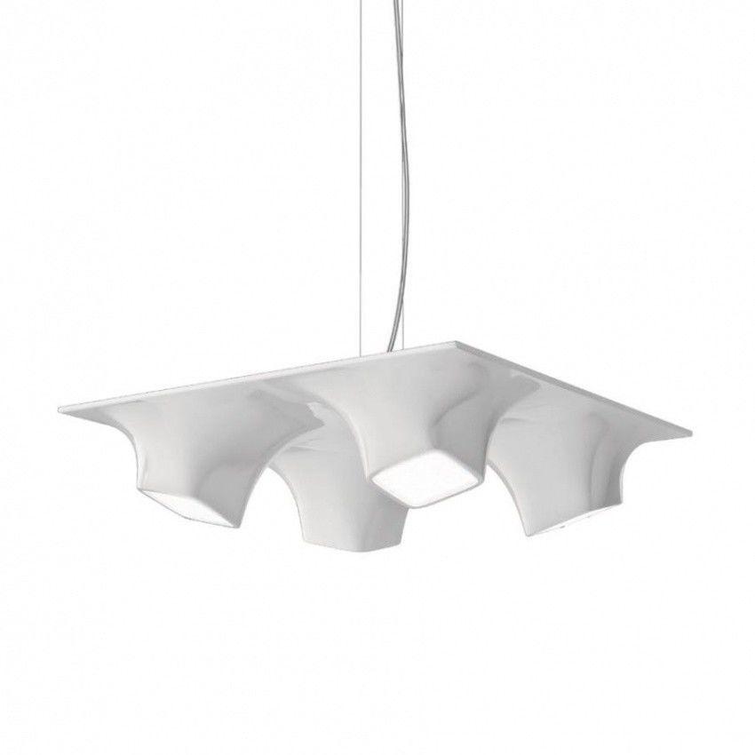 squeeze 4 led suspension lamp nimbus. Black Bedroom Furniture Sets. Home Design Ideas