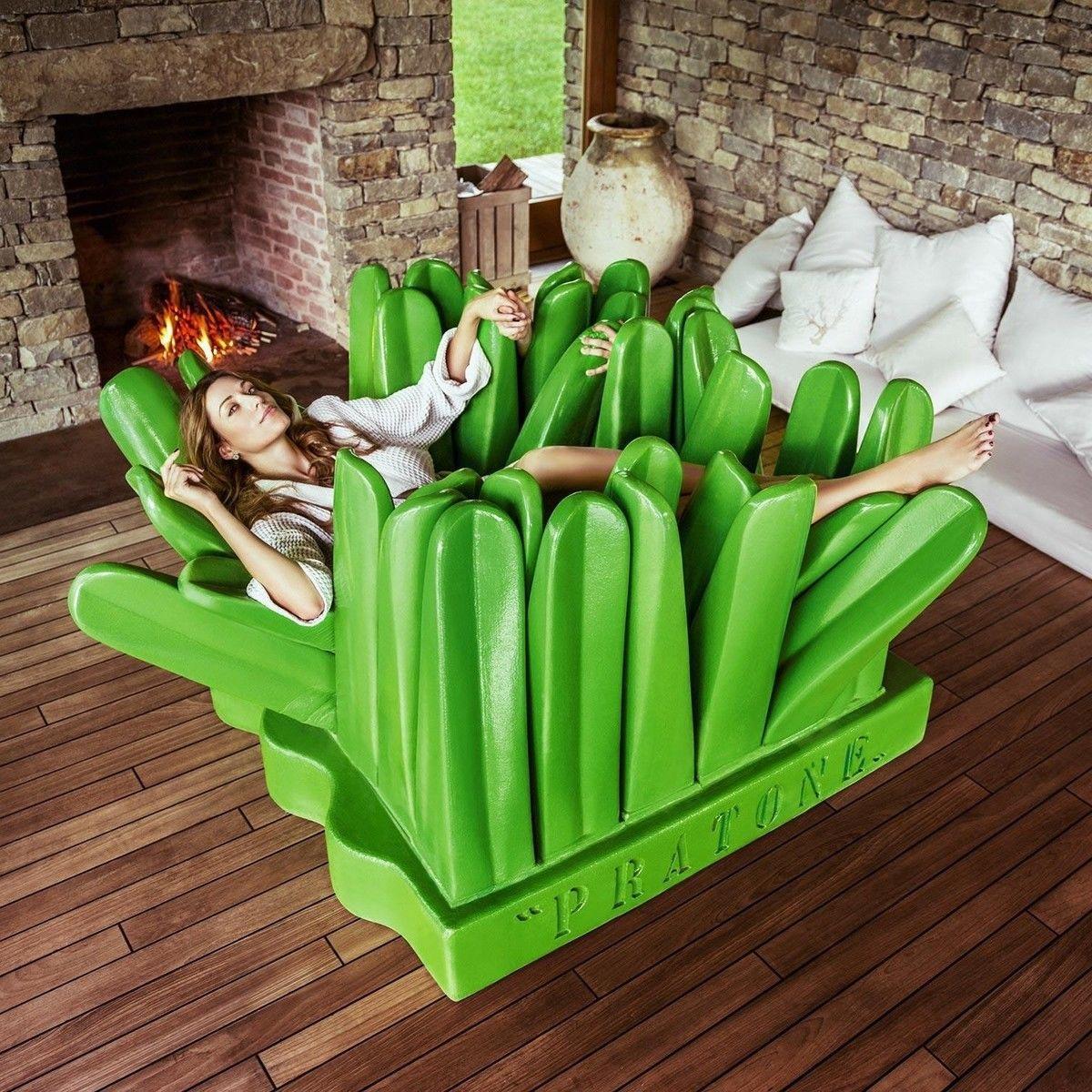 pratone liegewiese gufram sofas sitzm bel m bel. Black Bedroom Furniture Sets. Home Design Ideas