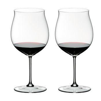 - Sommeliers Burgunder Rotweinglas 2er Set -