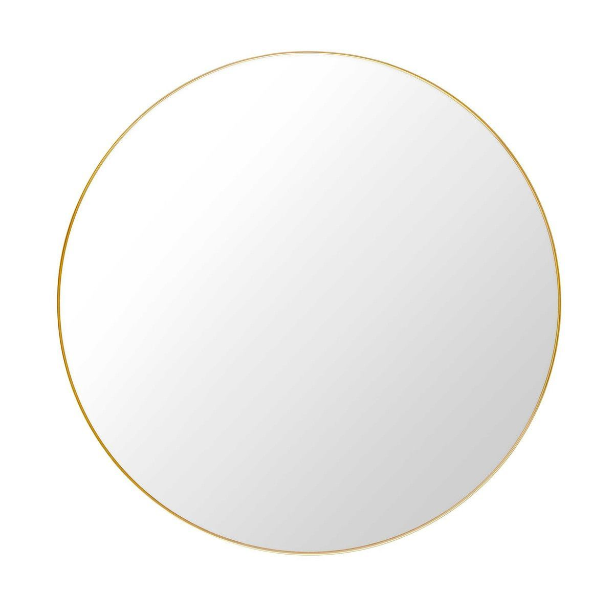 gubi mirror spiegel rund 110cm gubi. Black Bedroom Furniture Sets. Home Design Ideas