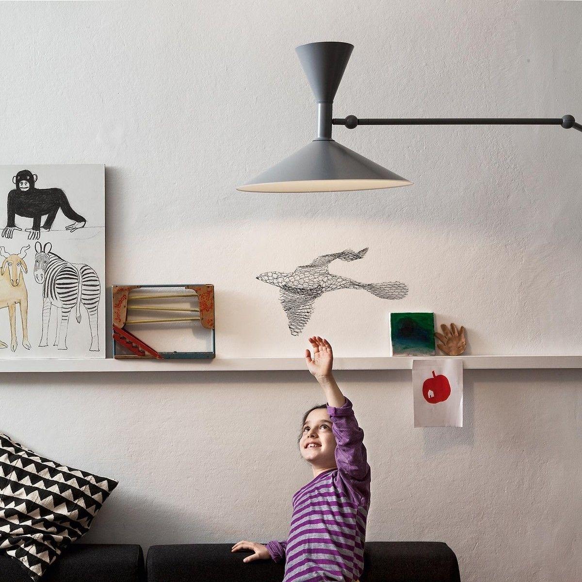 Birds sculpture d coration de plafond magis jouets for Accessoires de decoration