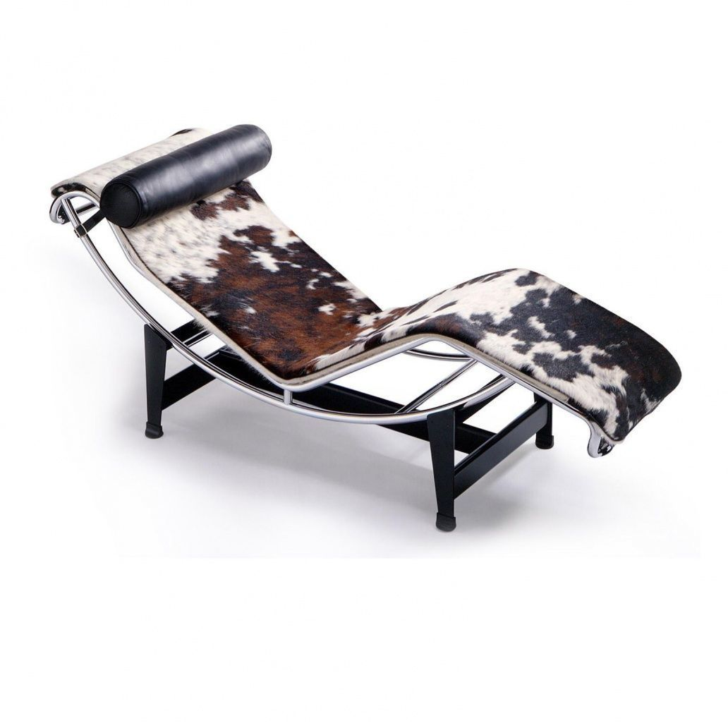 Le corbusier lc4 lounger cassina cassina for Chaise le corbusier