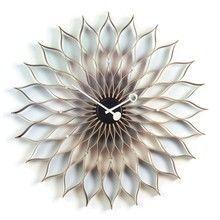 Vitra - Sunflower Clock Nelson Wanduhr